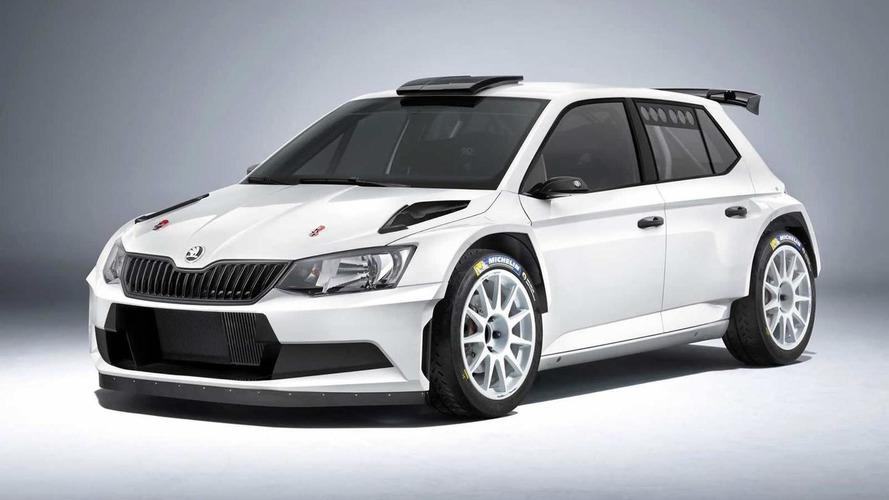 Skoda sells 200th Fabia R5 rally car