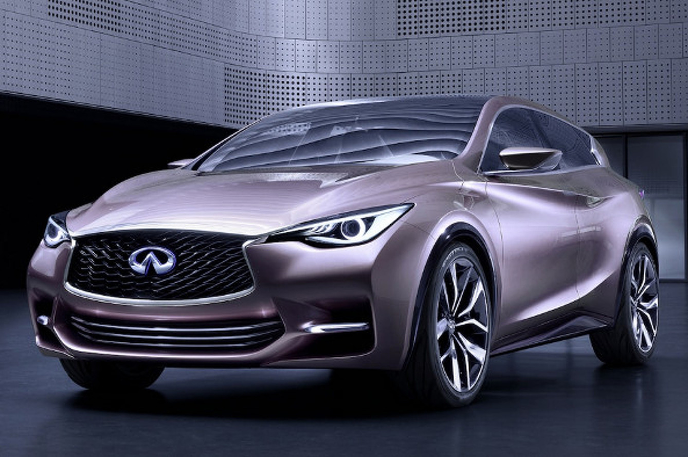 Infiniti PR Boss Talks Future Tech, Halo Car, M3 Competitor