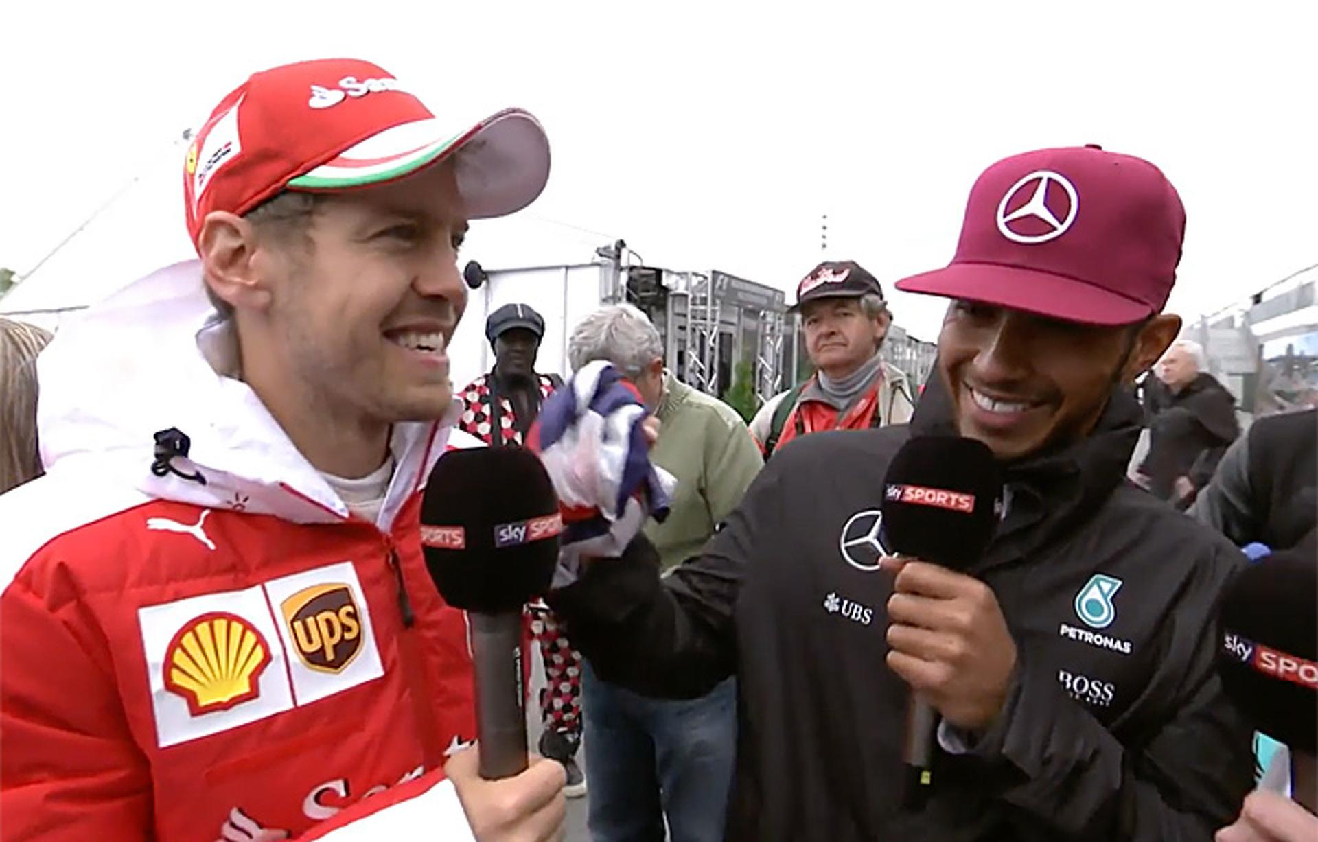 Seagulls Cost Sebastian Vettel a Ferrari F1 Win in Canada