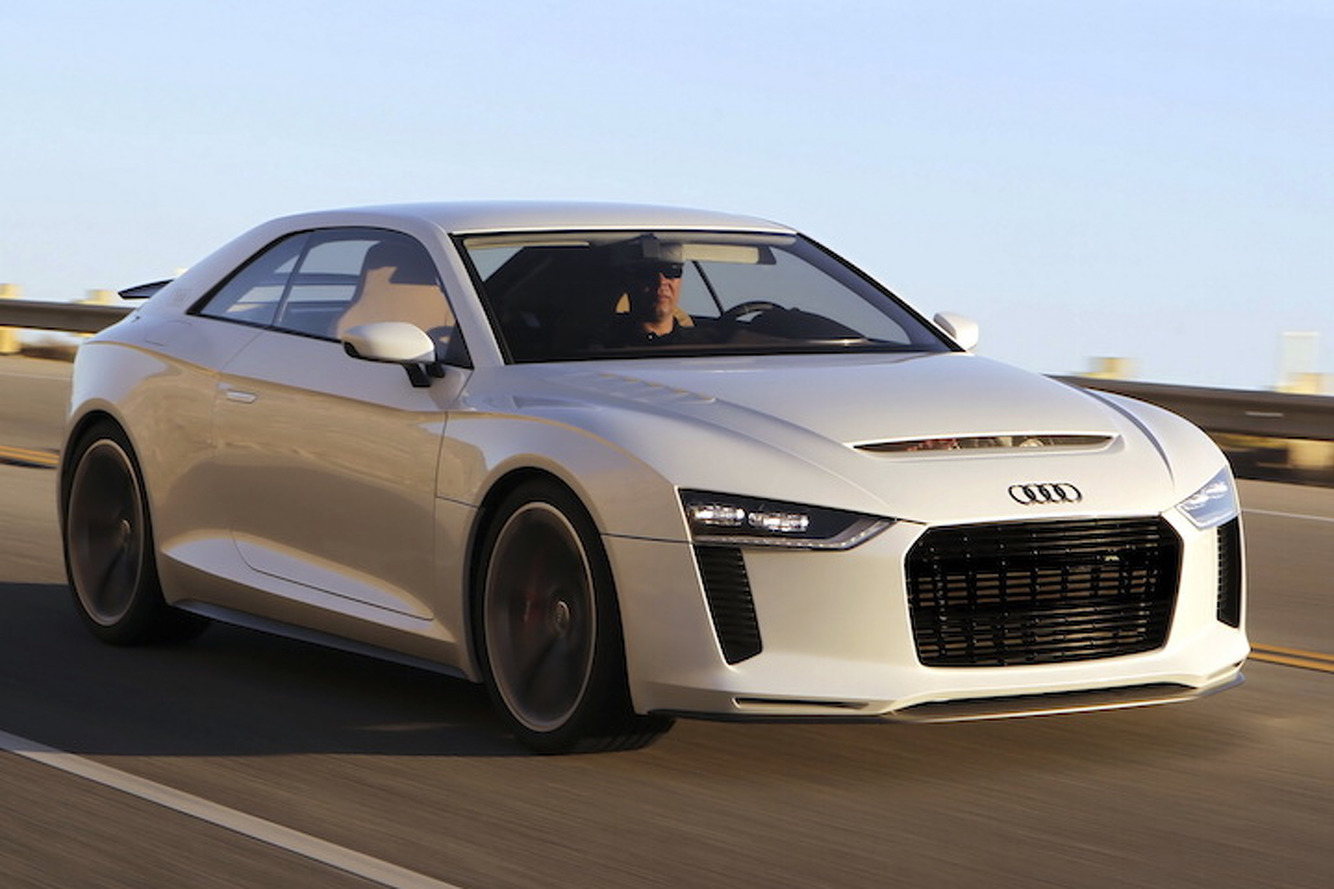 audi still considering sports car between tt and r8. Black Bedroom Furniture Sets. Home Design Ideas