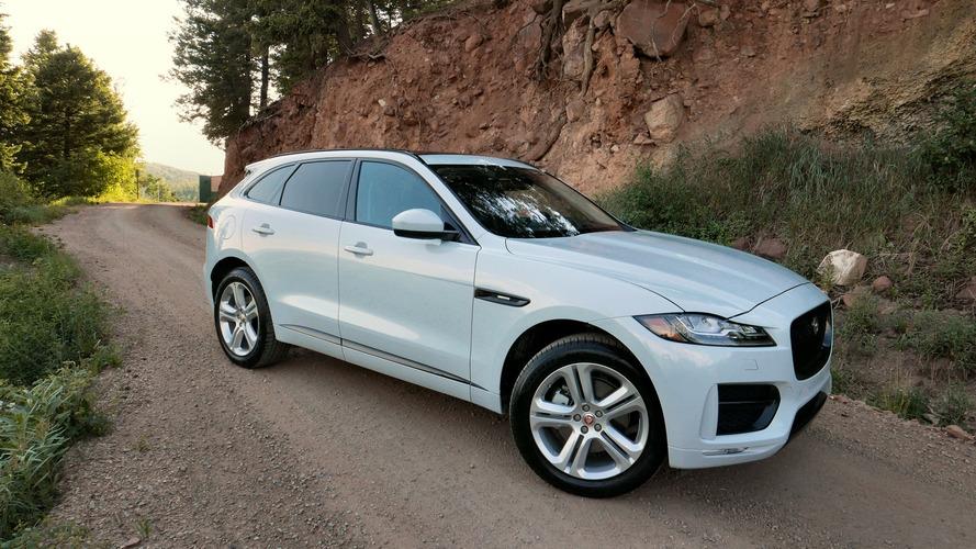First Drive: 2017 Jaguar F-Pace