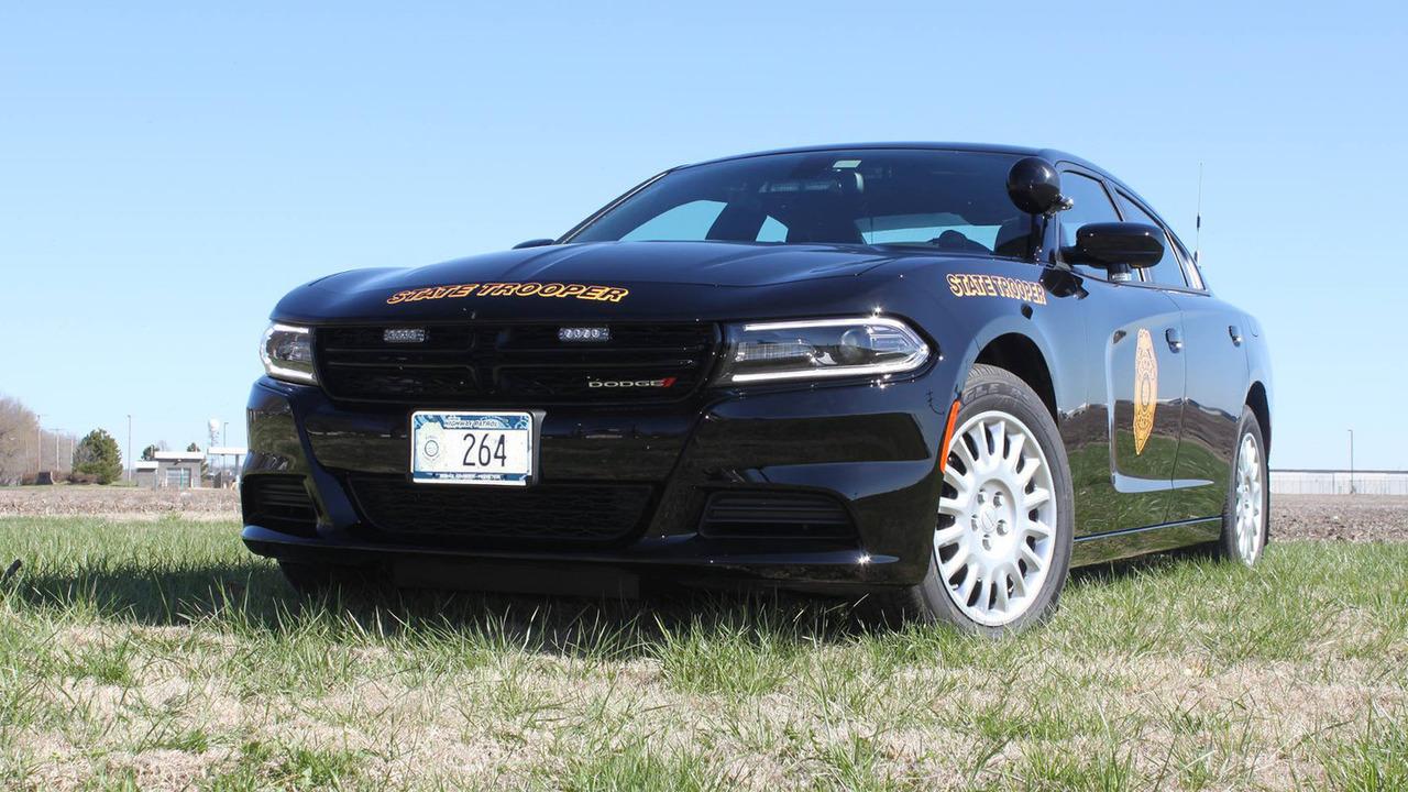 Kansas Highway Patrol Dodge Charger