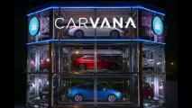 Carvana, il distributore automatico di auto