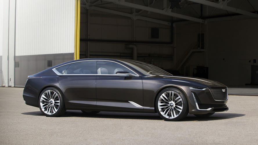 Cadillac Escala Allegedly Has Production Green Light For 2021