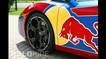 Cam Shaft Red Bull Lamborghini Gallardo