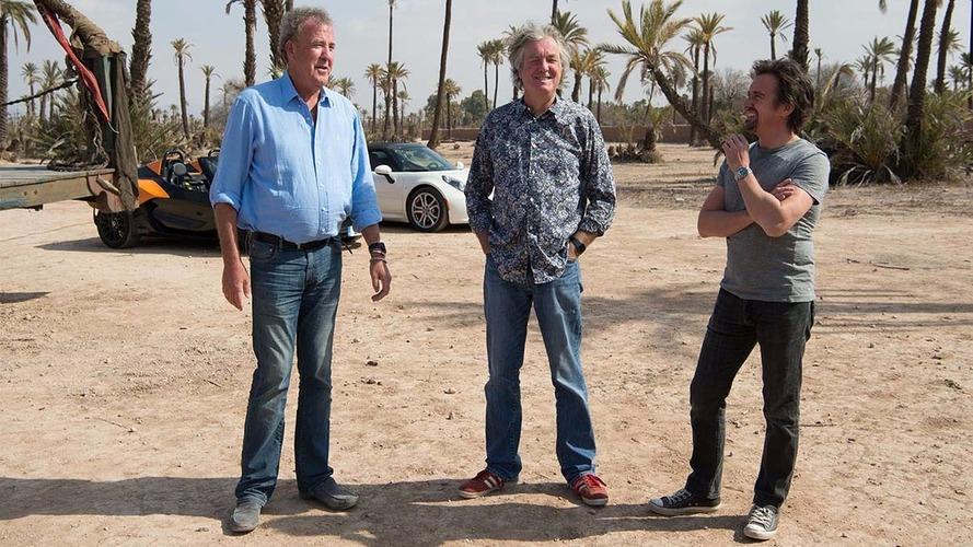 Clarkson, Hammond et May de retour le 18 novembre avec The Grand Tour