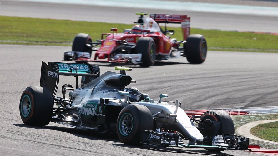 Mercedes dominance helped by engine modes - Raikkonen