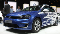 2016 Volkswagen e-Golf Touch Paris Motor Show