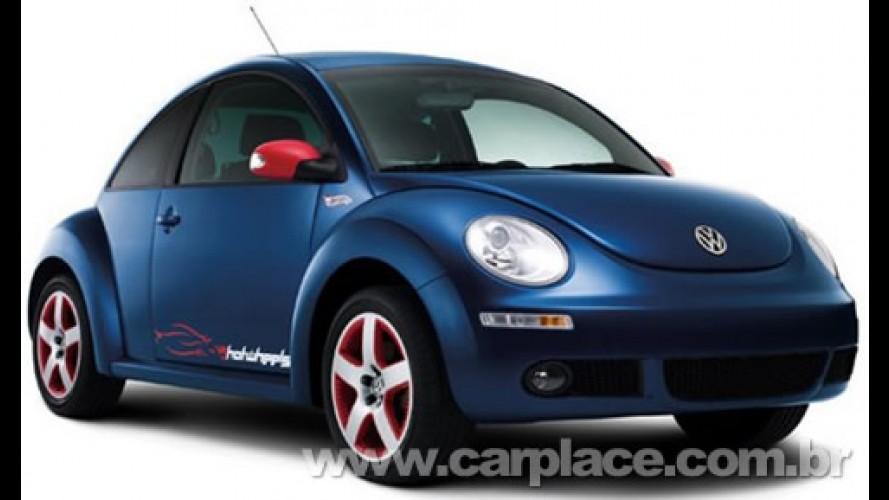 No México: Volkswagen lança edição limitada New Beetle Hot Wheels
