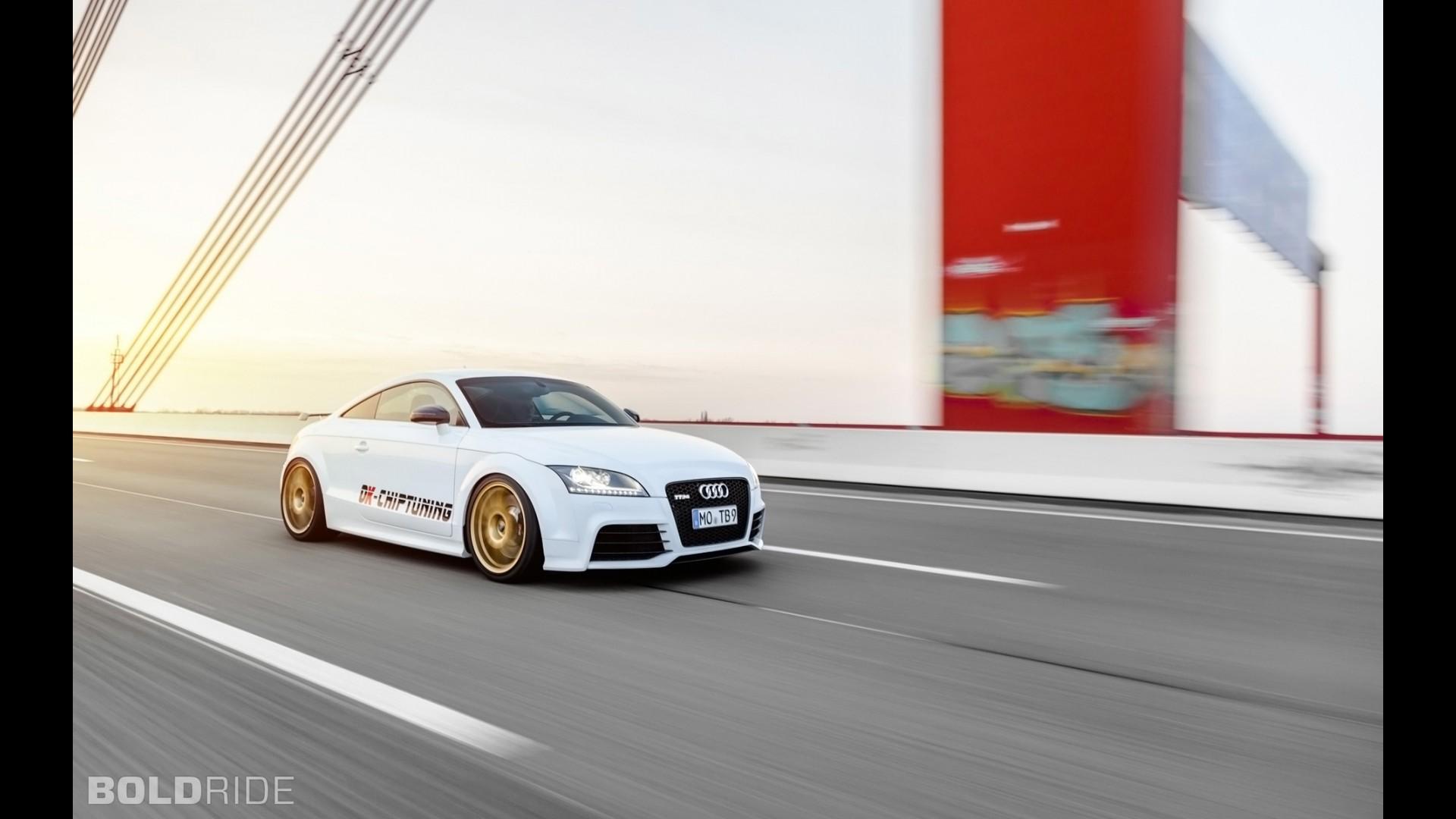 Audi TT RS Plus от OK-Chiptuning