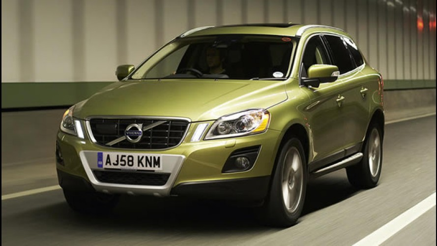 Volvo XC60 passa a marca de mil unidades vendidas no Brasil