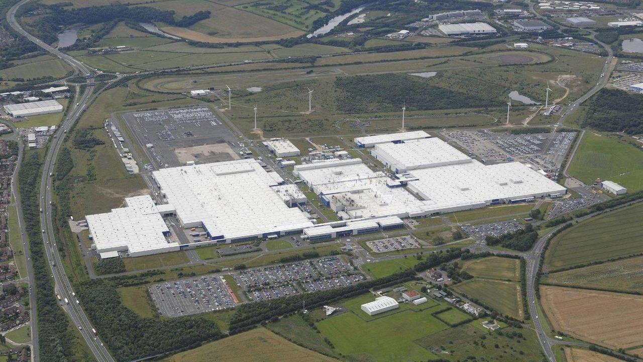 Nissan Qashqai next-gen production UK 08.06.2011