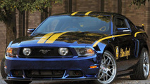 2011 Mustang GT Blue Angels Edition