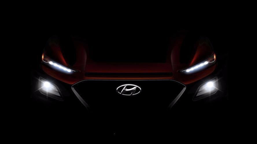 VIDÉO - Le Hyundai Kona se dévoile davantage