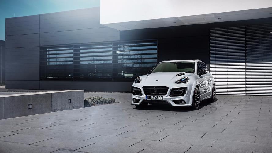 Porsche Cayenne Magnum Sport Edition