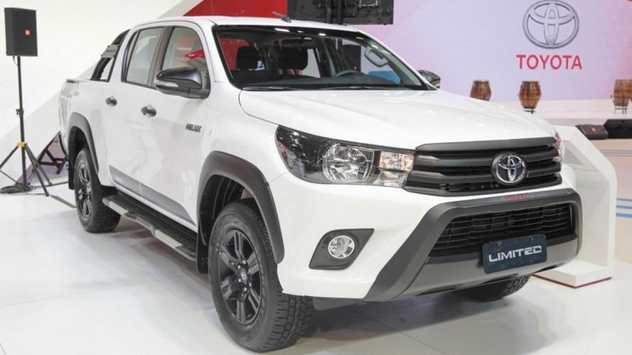 Toyota Hilux Limited será reeditada no fim de 2017