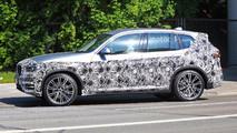 BMW X3 Casus Fotoğrafları