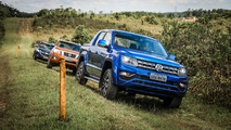 Comparativo - Chevrolet S10 High Country, Nissan Frontier LE 4x4 e Volkswagen Amarok Extreme