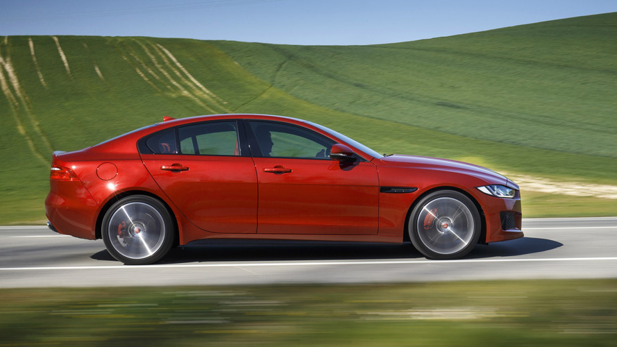 2018 Jaguar XE, XF, F-Pace