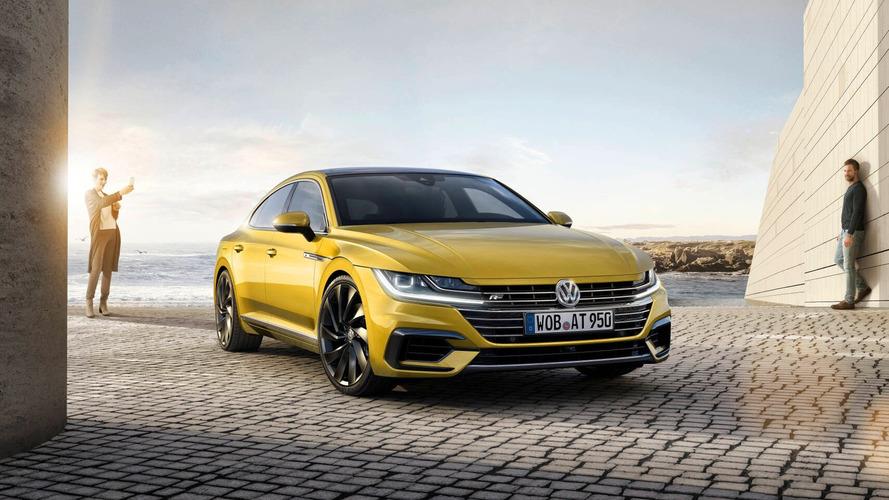 VW Arteon - Un V6 et un Shooting Brake sont envisagés