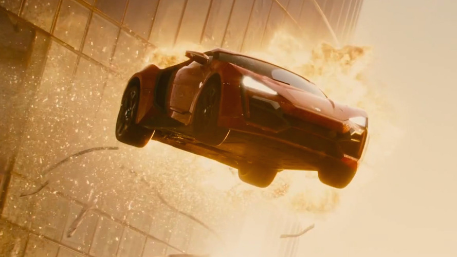 Fast and Furious Film Franchise Caused £419 Million In Damages