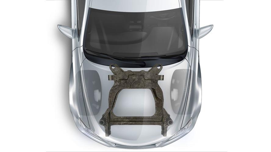 Ford ve Magna karbon fiber alt şasi geliştirecek