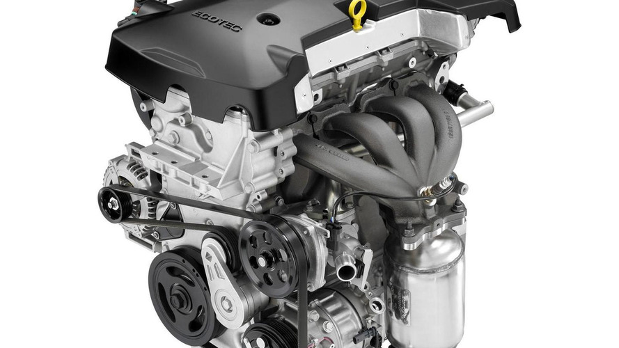 2013 Chevy Malibu to feature a new Ecotec engine