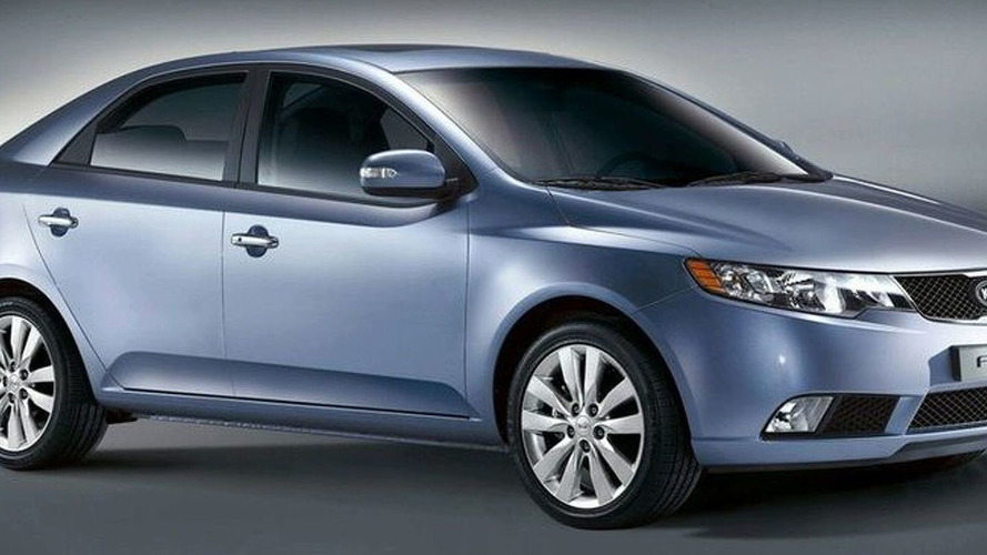 Official Kia Forte/Spectra/Cerato Images Released Early