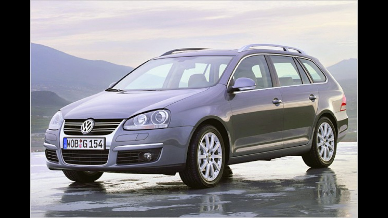 VW Golf Variant 1.9 TDI
