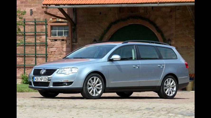 VW Passat Variant: Liebling der Handelsreisenden ganz neu