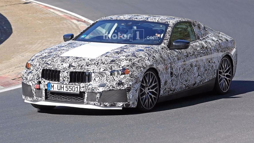 BMW M8 Spy Photos At The Nurburgring
