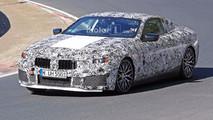 BMW M8, 8 Series M Package Spy Photos At The Nurburgring