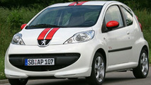 Peugeot 107 Street Racing special edition