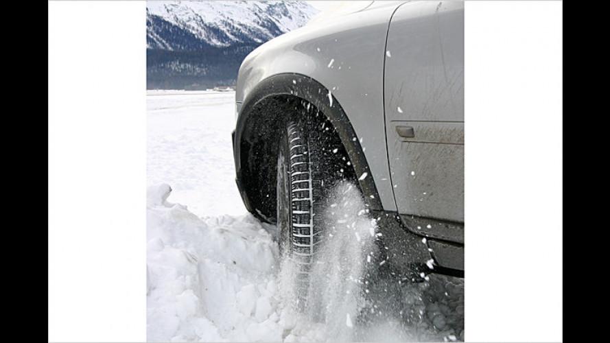 Winterreifen im Test: Mängel bei Billig-Schlappen