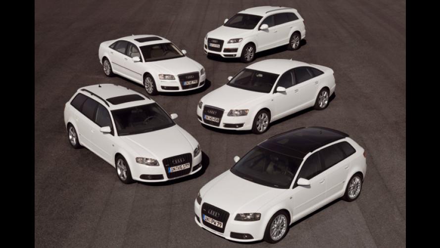 Audi: Sparsamer und sauberer bei weiterhin hoher Dynamik