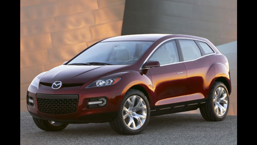 Mazda MX-Crossport: SUV-Konzept à la Murano