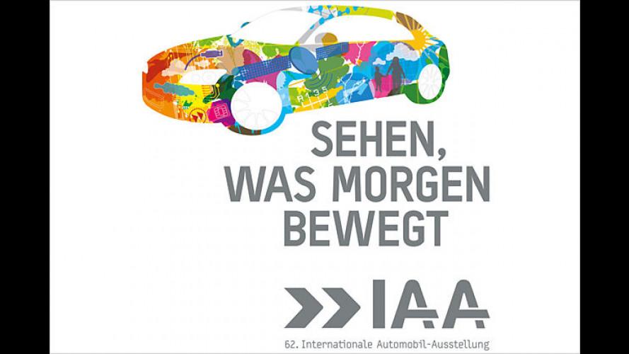 IAA 2007: Alle Infos zur wichtigsten Automesse des Jahres