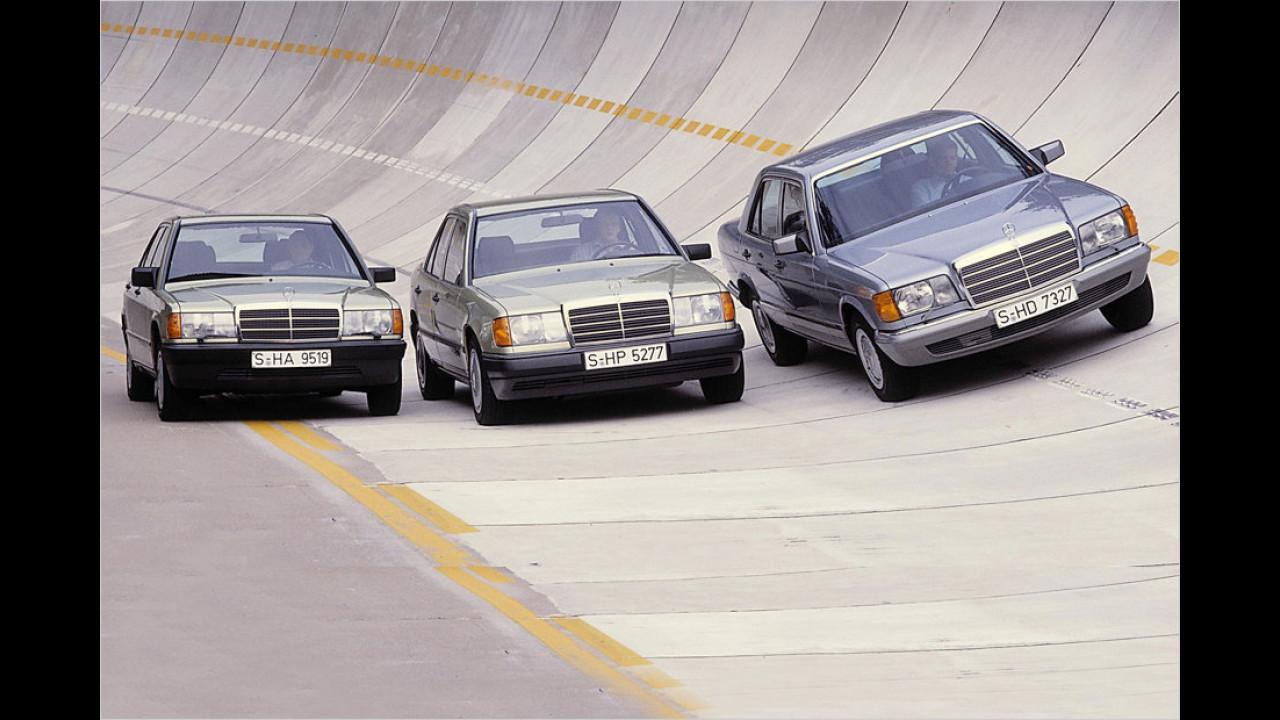 Mercedes-Limousinenprogramm (1984)