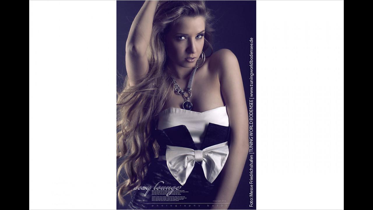 Miss Tuning Wahl 2012: Juliane aus Halle