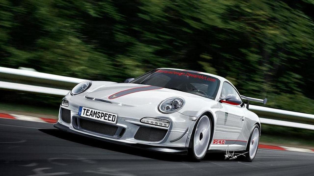 Porsche 911 GT3 RS 4.0 speculative rendering, 1024, 18.04.2011