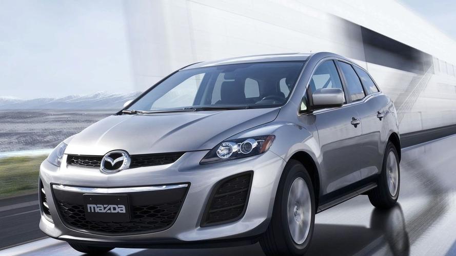 Mazda CX-7 discontinued
