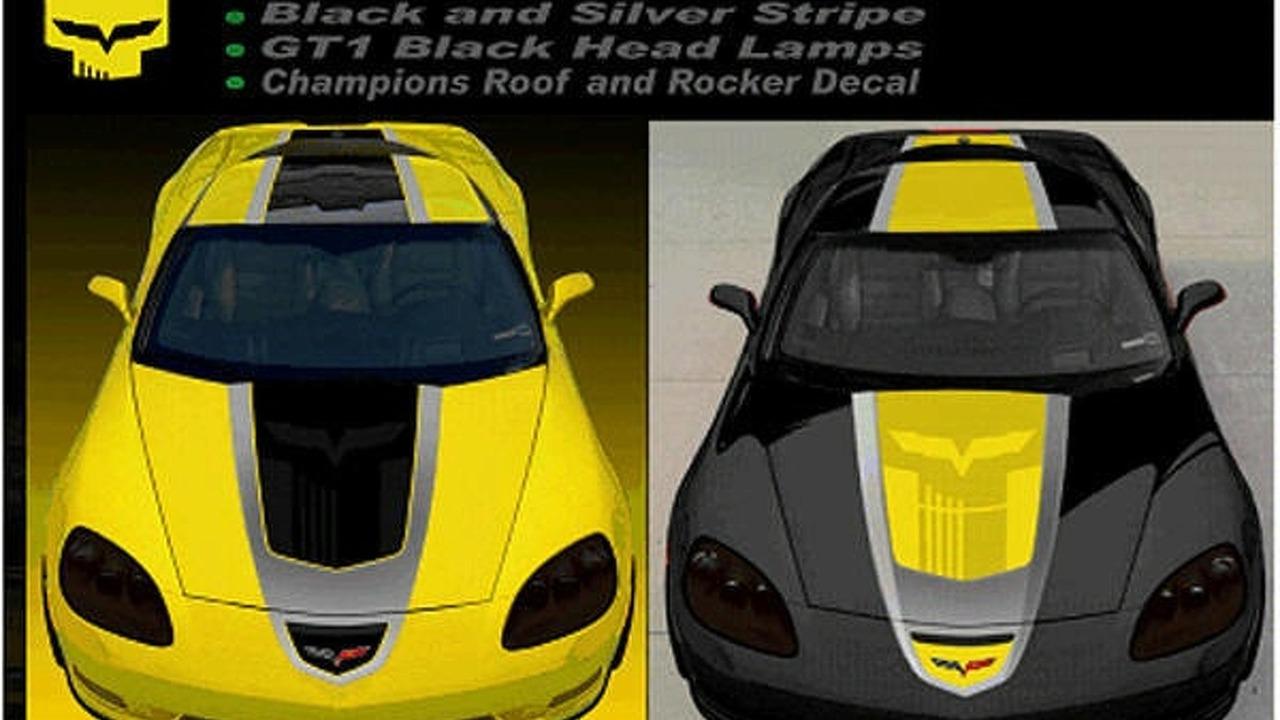 Corvette GT-1 Edition