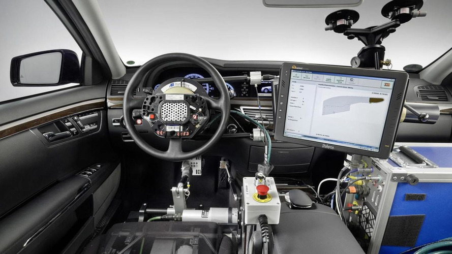 Mercedes Automated Driving Technology previews Future Driver Assistance systems
