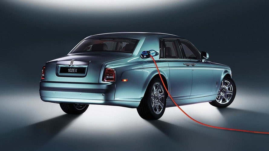 Rolls-Royce CEO says no to EVs, hints at more Ghost variants