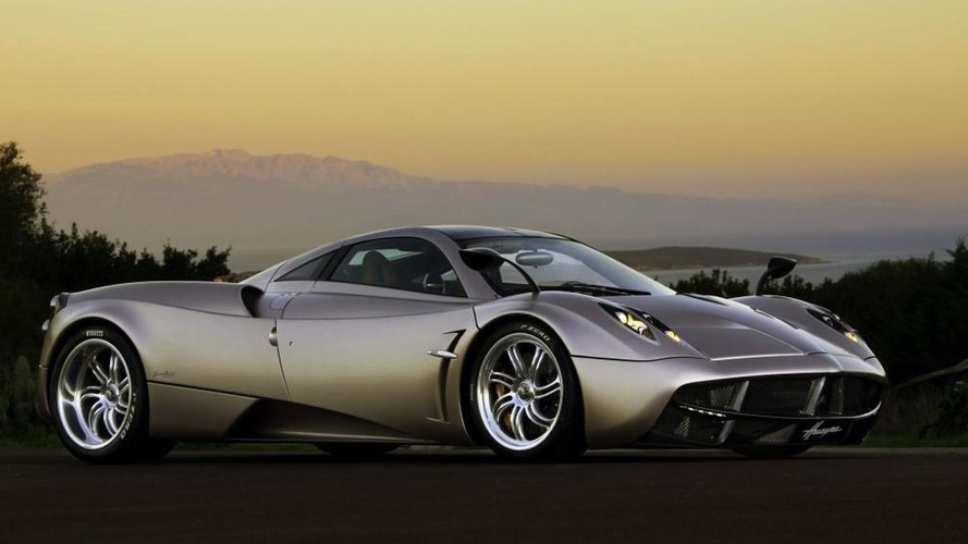 Pagani Huayra reportedly sold out