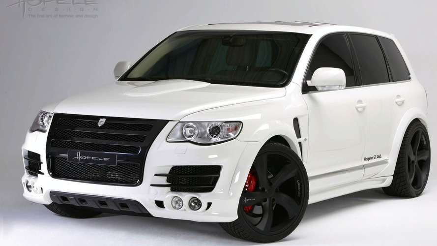 Hofele VW Touareg Royster GT 460 Widebody Introduced