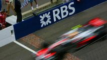 Winner, 1st, Lewis Hamilton (GBR), McLaren Mercedes, MP4-22, United States Grand Prix, Indianapolis, USA, 17.06.2007