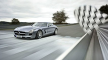 Mercedes-Benz SLS AMG screenshots in Grand Turismo 5