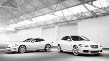 2010 Jaguar XK-R and XF-R