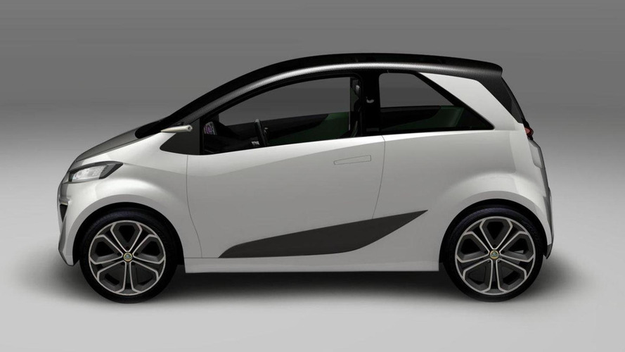 Lotus City Car Concept revealed - aims to reduce fleet CO2 emissions